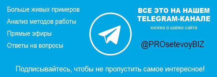 Телеграм-канал-Сетевой-бизнес-PROsetevoy.biz